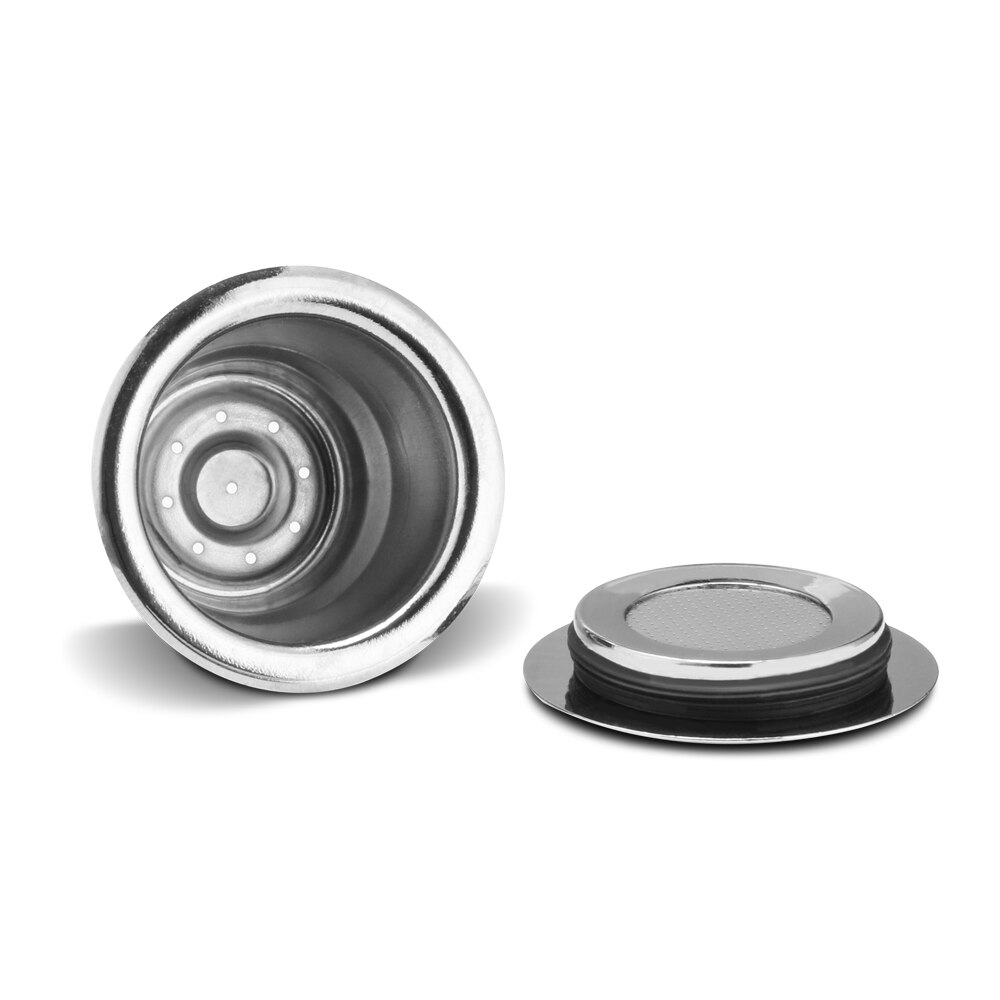 Reusable Compatible Nespresso Coffee Capsules